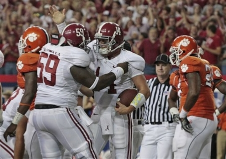 Alabama-Clemson Roots Planted In Rich HBCU Soil