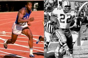 buy popular 0a6ca da479 FAMU's 'Bullet' Bob Hayes: Olympian, NFL Hall of Famer - The ...