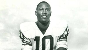 The Lord's Prayer: TSU's Eldridge Dickey Was First Black QB Drafted In The First Round