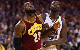 There Will Be No Warriors-Cavs Final This Time...Right?