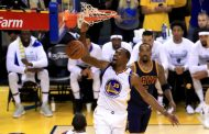 Golden State Lands The First Punch In The NBA Finals
