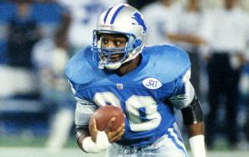 Happy Birthday, Barry Sanders: The NFL's Most Exciting Running Back Turns 48