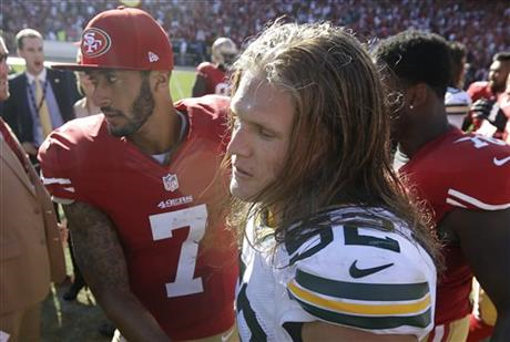 Michael, You Went To Prison, Kap Took A Knee: Once Again, Shannon Sharpe Makes A Powerful Point On Kaepernick