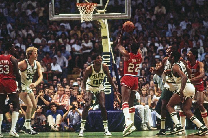 Andrew Toney: The Philadelphia 76ers' 'Boston Strangler' Was An Unstoppable Force