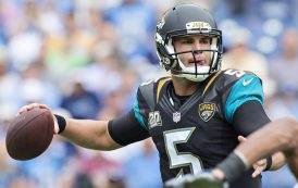 Blake Bortles And Jared Goff, Really? The NFL's Arrogance And Hypocrisy Is A Disgrace
