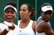 Black (Woman) Power Is On Full Display At U.S. Open Tennis