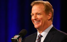 Goodell's Response To Player's Memo On Activism Shows How Much The NFL Doesn't Care