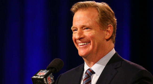 NFL's Goodell Wants Black Players To Move On, But He Is Too Naive To Realize Racism Won't Let Them Go