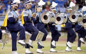 Southern's 'Human JukeBox' Marching Band Produces Yet Another Superb Performance