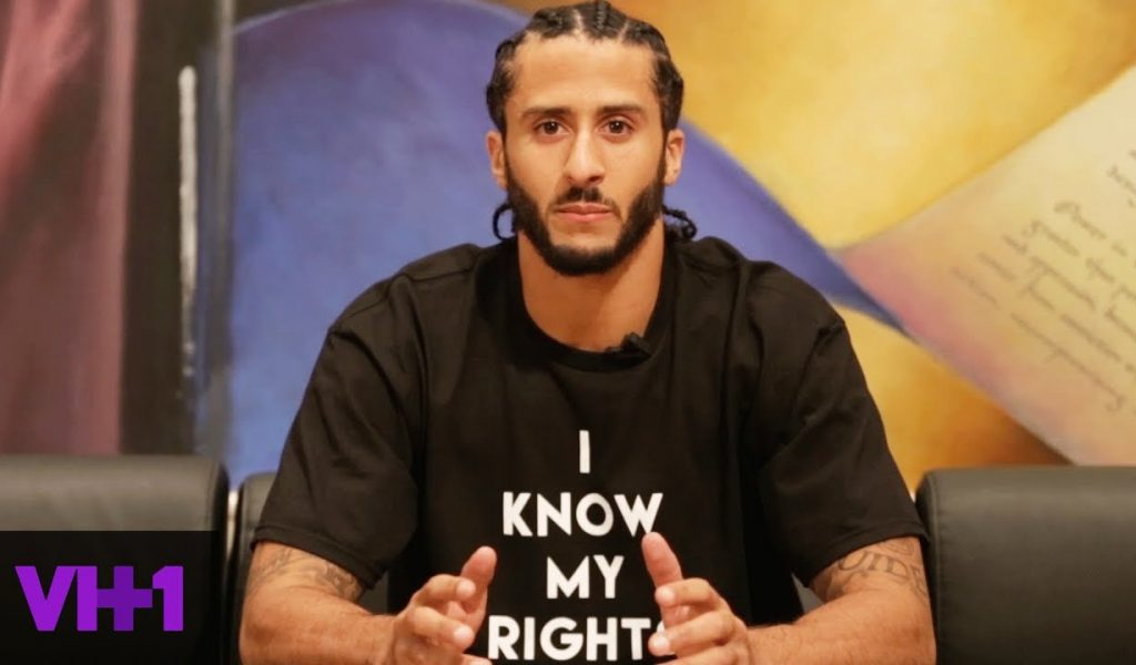 This Is The Colin Kaepernick The NFL Doesn't Want You To See