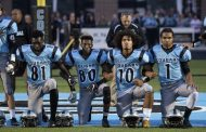 Lansing (MI) High School QB Benched For Kneeling For Anthem, Then Comes Off The Bench And Shines