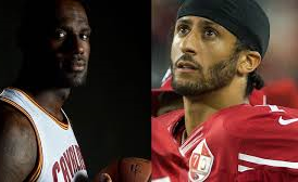 LeBron James Says It's Obvious That Kaepernick Is Being Punished By NFL Owners