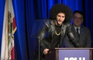 Kaepernick Speaks Out As He Receives ACLU Courage Award