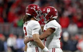 Why Jalen Hurts Should Stay At Alabama
