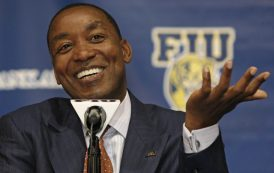 NBA Legend Isiah Thomas Calls Out The NCAA For Creating 'Indentured Servants'