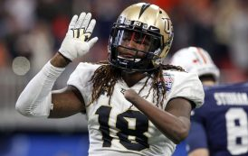 Shaquem Griffin's Stunning Combine Makes Him The 2018 NFL Draft's Most Intriguing Player