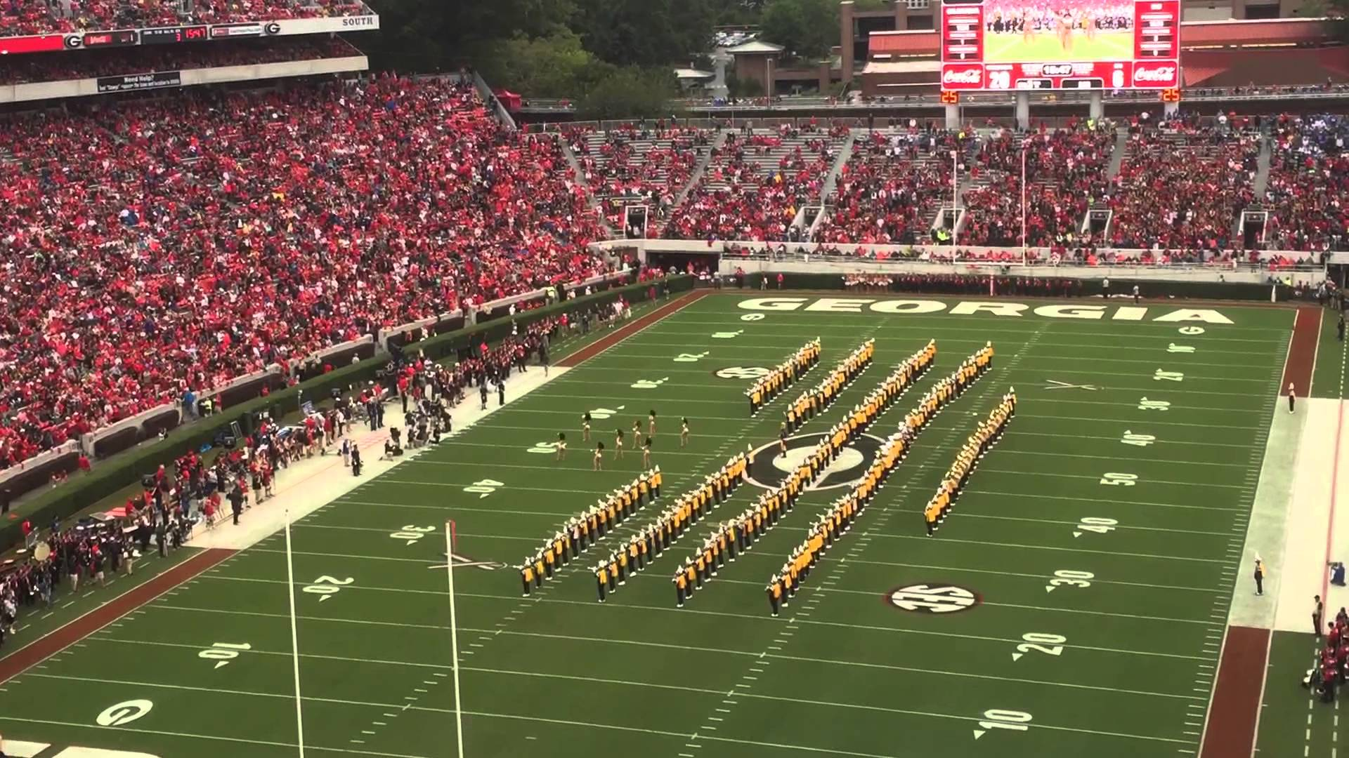 HBCU Band Throwback: The Day Southern Rocked Georgia
