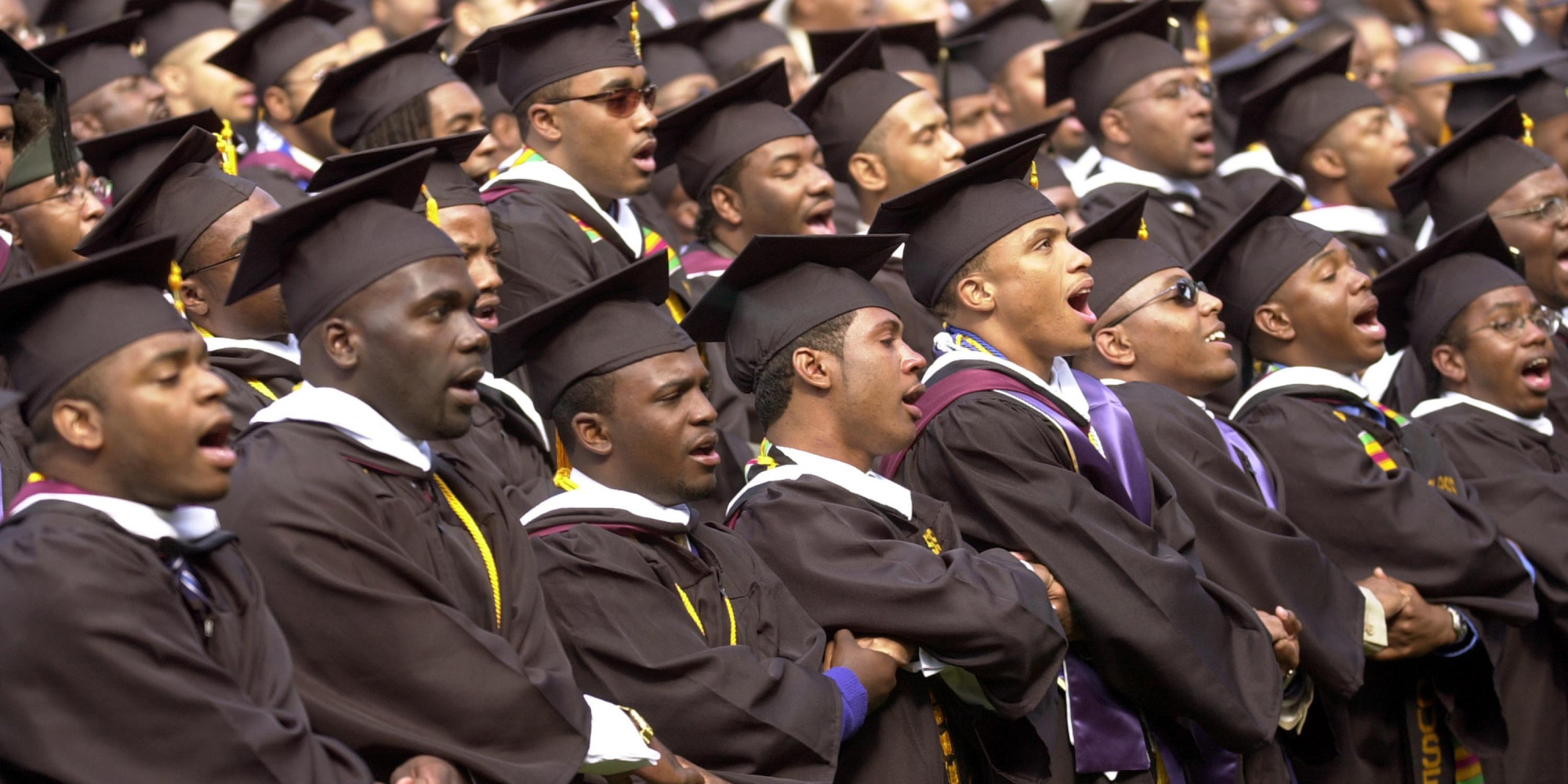 GRADUATION HIGHLIGHTS BLACK EXCELLENCE, BLACK ACHIEVEMENT