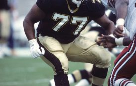 Replay Of HOFer Willie Roaf On AAA Talk Show