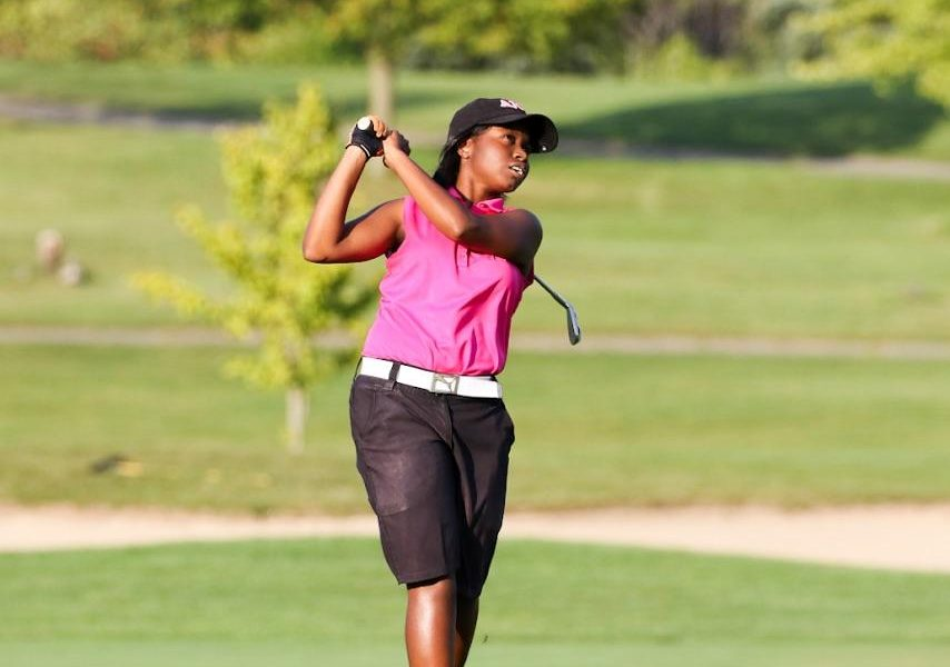 DADDY-DAUGHTER GOLFERS EXAMPLE OF STRONG BLACK FATHERS