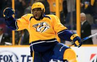 SUBBAN TO GRACE COVER OF 'EA SPORTS' NHL 19'