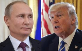 AFTER BOWING TO PUTIN, TRUMP SHOULD KEEP QUIET ABOUT NFL PLAYER'S ANTHEM STANCES