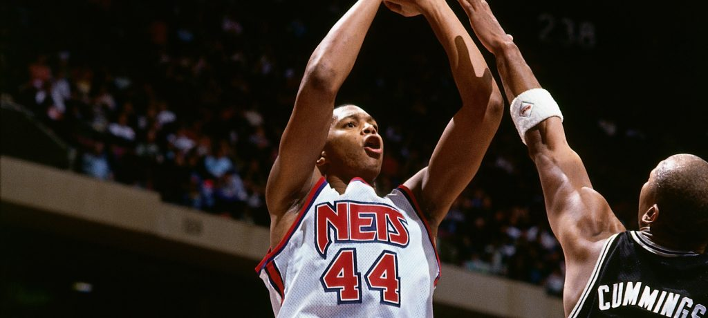 FORMER NBA ALL-STAR DERRICK COLEMAN DISCUSSES HIS CAREER ON 'AS GOOD AS IT GETS' PODCAST