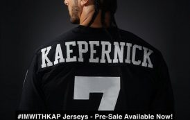 COLIN KAEPERNICK JUST KEEPS WINNING