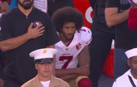 BLACK VETERAN EXPLAINS WHY HE KNEELS WITH KAP