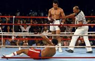 'THE RUMBLE IN THE JUNGLE' (OCT. 30, 1974): MUHAMMAD ALI'S GREATEST TRIUMPH
