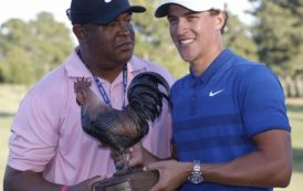 CAMERON CHAMP IS HERE! ROOKIE WINS HIS FIRST PGA TOUR TITLE