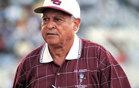 WILLIE JEFFRIES, COLLEGE FOOTBALL'S FIRST BLACK DIVISION I FOOTBALL COACH DISCUSSES HIS CAREER ON 'EXPRESS YOURSELF'