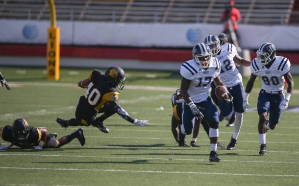 JACKSON STATE LOOKING TO REBOOT AFTER MUMME'S 'AIR RAID' OFFENSE CRASHES AND BURNS