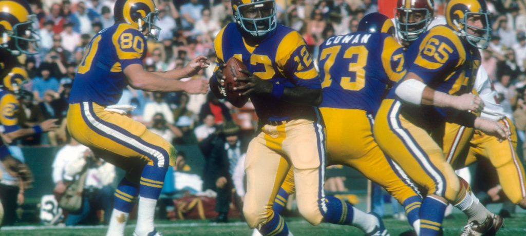 BLACK QB PIONEER JAMES HARRIS ON 'EXPRESS YOURSELF' PODCAST