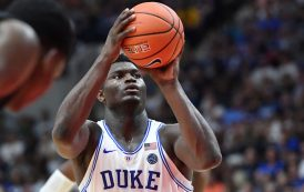 AAA PODCAST DISCUSSES DUKE'S ZION WILLIAMSON, AND WASHINGTON SIGNING FOSTER BUT NOT KAEPERNICK