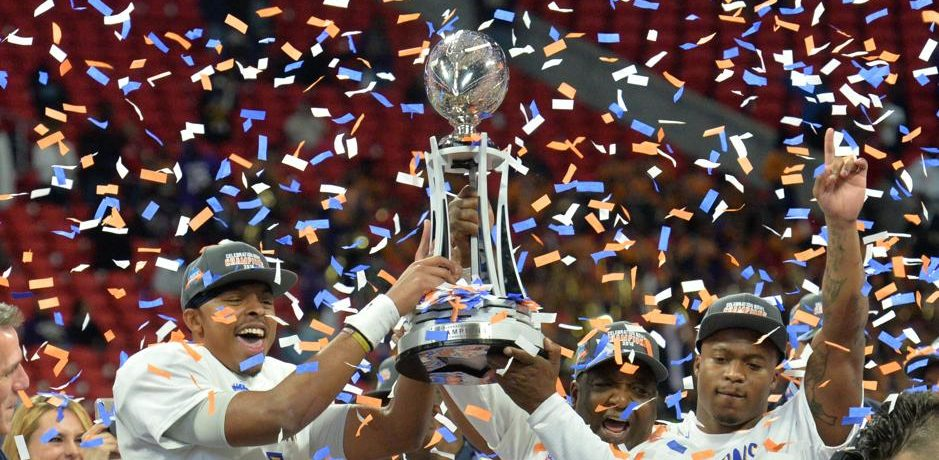 AGGIES' CELEBRATION BOWL TRIUMPH CAPS AN INTRIGUING 2018 BLACK COLLEGE FOOTBALL SEASON