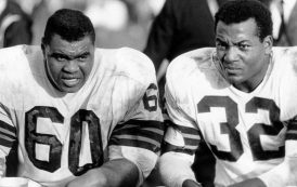 NFL LEGEND JOHN WOOTEN GUEST ON 'T-RAMONE AND 'SCO' PODCAST