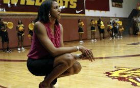 BETHUNE-COOKMAN COACH VANESSA BLAIR-LEWIS TO HAVE COLLEGE JERSEY RETIRED  BY MOUNT ST. MARY'S