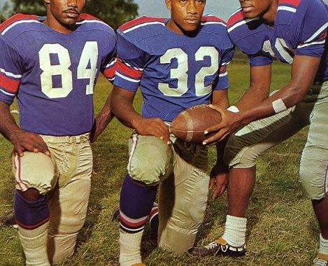 RARE HIGHLIGHTS OF TSU'S ELDRIDGE DICKEY CAPTURES GREATNESS OF THE BLACK COLLEGE FOOTBALL HALL OF FAMER
