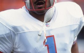WARREN MOON'S HALL FAME CAREER EXAMPLE OF WHAT MIGHT HAVE BEEN FOR BLACK QBS WHO WERE DENIED OPPORTUNITIES