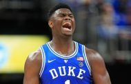 ZION HEADING TO NOLA AFTER PELICANS WIN NBA LOTTERY