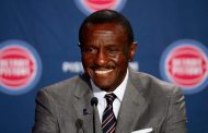 PISTONS' CASEY WEDNESDAY'S GUEST ON 'EXPRESS YOURSELF'