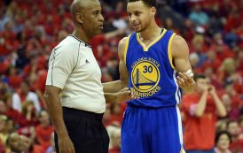NBA REF DERRICK STAFFORD TALKS JORDAN, KOBE, LEBRON AND HOW THE GAME HAS CHANGED ON 'AS GOOD AS IT GETS'