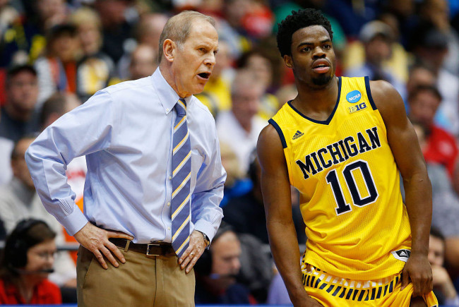 JOHN BEILEIN LEAVING MICHIGAN FOR THE NBA, BUT IT'S NOT THAT EASY FOR THE PLAYERS HE LEFT BEHIND IN ANN ARBOR