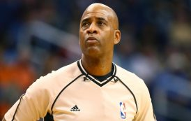NBA OFFICIAL DERRICK STAFFORD DISCUSSES THE NUANCES OF OFFICIATING IN TODAY'S NBA ON 'AS GOOD AS IT GETS'