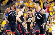 RAPTORS TAKE 2-1 FINALS LEAD OVER GOLDEN STATE