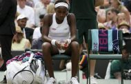 COCO'S WIMBLEDON RUN ENDS, BUT IT  IS REALLY ONLY BEGINNING