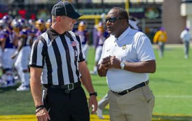 NCA&T COACH SAM WASHINGTON DISCUSSES 2019 SEASON ON 'EXPRESS YOURSELF WITH T-RAMONE AND 'SCO'