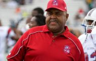 S.C. STATE'S POUGH TALKS ABOUT SHOWDOWN WITH N.C.A.&T. ON 'EXPRESS YOURSELF'