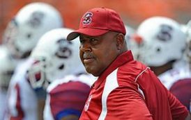 BUDDY POUGH TIES WILLIE JEFFRIES ATOP  S.C. STATE WIN LIST